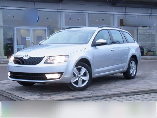 skoda octavia combi brillantsilber metallic. Black Bedroom Furniture Sets. Home Design Ideas