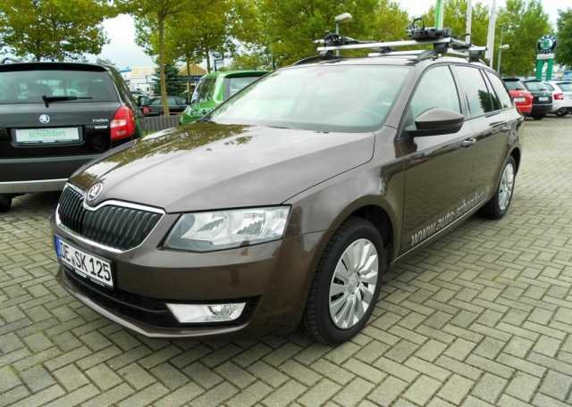 skoda octavia kombi topaz braun metallic. Black Bedroom Furniture Sets. Home Design Ideas