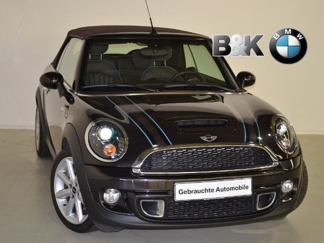 mini cooper s cabrio braun gebraucht. Black Bedroom Furniture Sets. Home Design Ideas