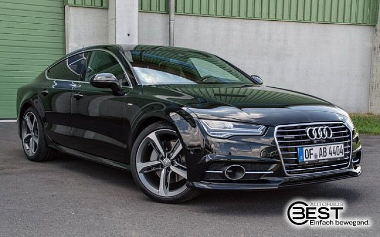 audi a7 sportback mythosschwarz gebraucht. Black Bedroom Furniture Sets. Home Design Ideas