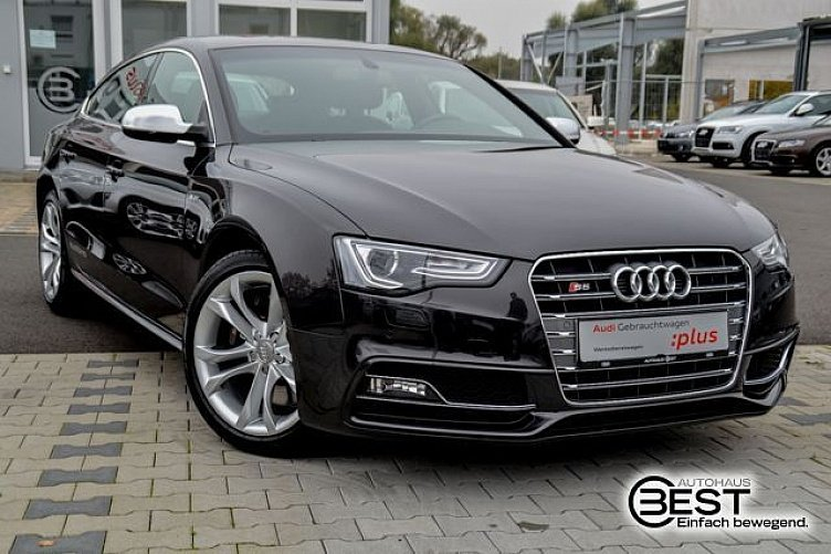 audi s5 sportback lavagrau perleffekt gebraucht. Black Bedroom Furniture Sets. Home Design Ideas