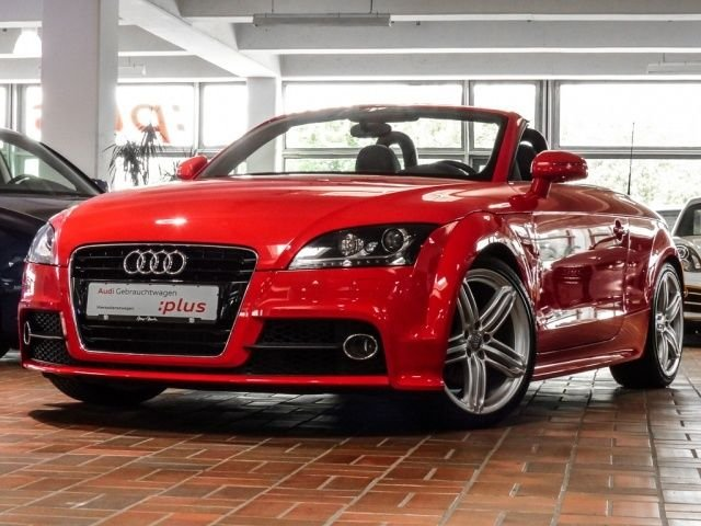 audi tt roadster rot gebraucht. Black Bedroom Furniture Sets. Home Design Ideas