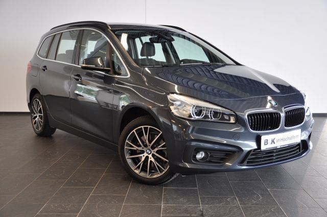 bmw 218i gran tourer 2015. Black Bedroom Furniture Sets. Home Design Ideas