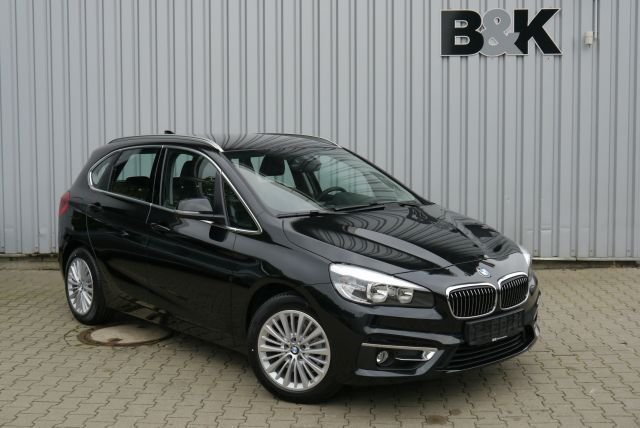 bmw 218i active tourer schwarz gebraucht. Black Bedroom Furniture Sets. Home Design Ideas