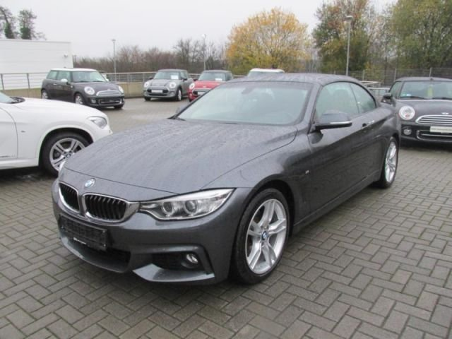 bmw 420d cabrio grau. Black Bedroom Furniture Sets. Home Design Ideas