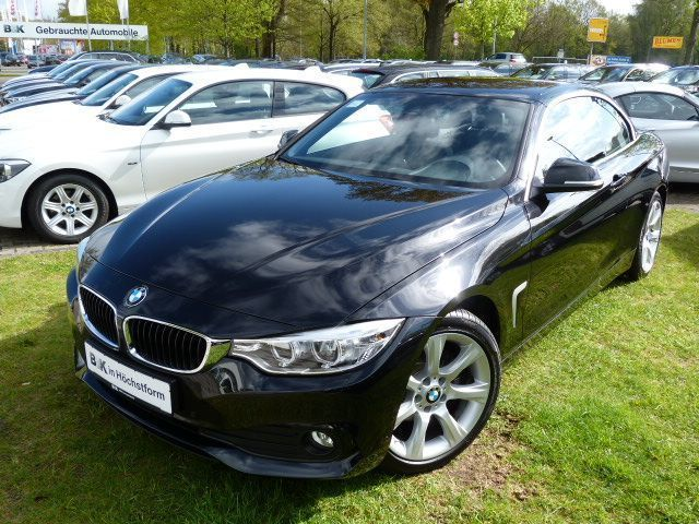 bmw 420d cabrio schwarz. Black Bedroom Furniture Sets. Home Design Ideas