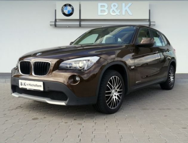 bmw x1 braun gebraucht. Black Bedroom Furniture Sets. Home Design Ideas
