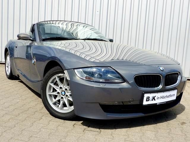 bmw z4 grau gebraucht. Black Bedroom Furniture Sets. Home Design Ideas