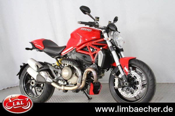 ducati monster 1200 rot gebraucht. Black Bedroom Furniture Sets. Home Design Ideas
