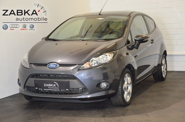Ford Fiesta Royal Grau Metallic