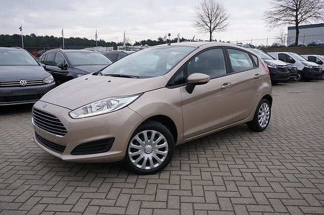 Ford Fiesta Urban Beige Metallic