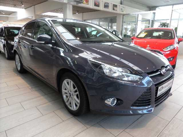 Ford Limousine Ford Focus Limousine Midnight