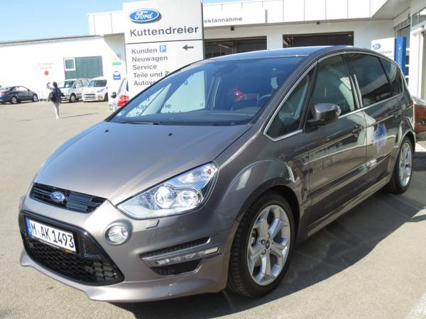 Ford s max 2015 for Brisbane braun metallic ford