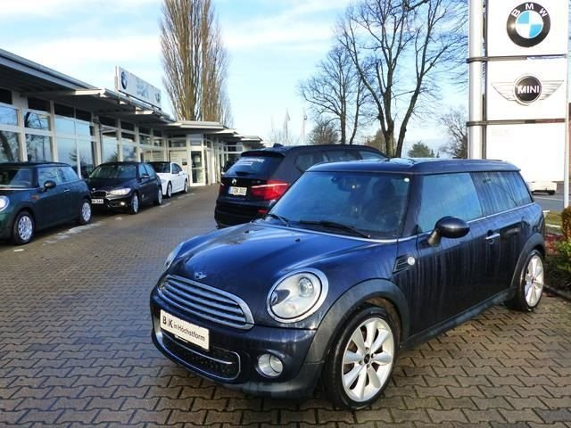 mini cooper d clubman bis 12000 euro. Black Bedroom Furniture Sets. Home Design Ideas
