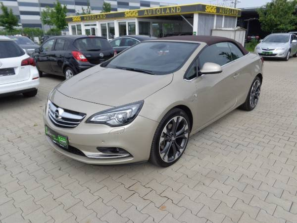 opel cascada beige silber gebraucht. Black Bedroom Furniture Sets. Home Design Ideas