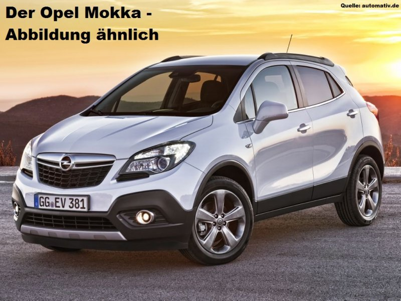 opel mokka argonsilber. Black Bedroom Furniture Sets. Home Design Ideas