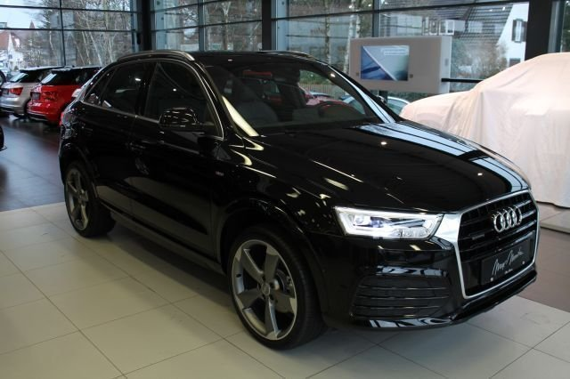 Audi Q3 Schwarz S Line 2014 2017 2018 Best Cars Reviews