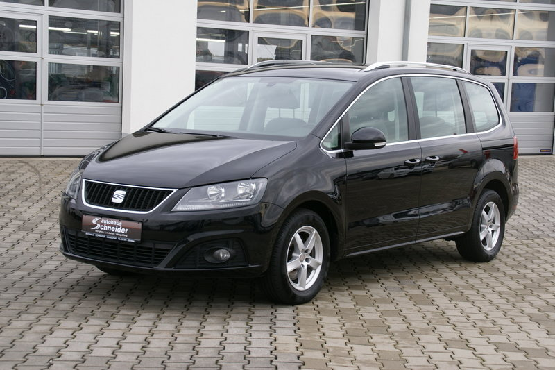 seat alhambra deep black perleffekt gebraucht. Black Bedroom Furniture Sets. Home Design Ideas