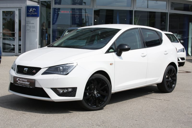 seat ibiza bis 16000 euro. Black Bedroom Furniture Sets. Home Design Ideas