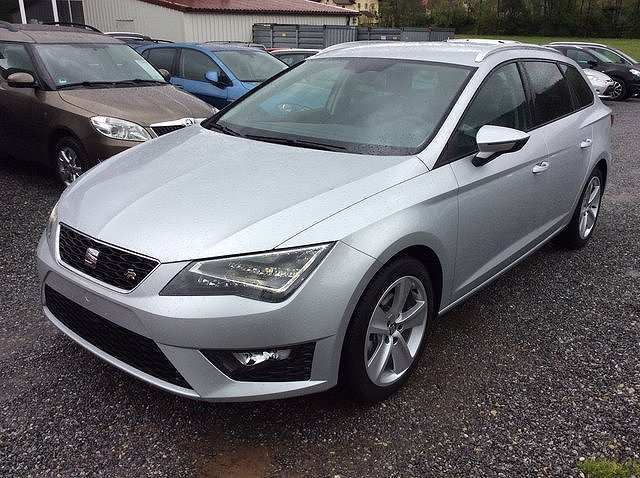 seat leon st alufelgen 2016 fr 2 0 tdi meqam. Black Bedroom Furniture Sets. Home Design Ideas
