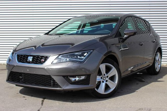 seat hatchback technik grau metallic