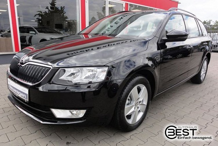 skoda octavia combi black magic perleffekt zu verkaufen. Black Bedroom Furniture Sets. Home Design Ideas
