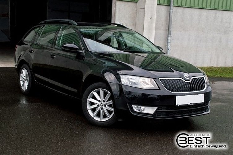 skoda octavia combi black magic perleffekt gebraucht. Black Bedroom Furniture Sets. Home Design Ideas