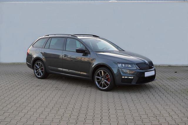 skoda octavia combi rs quarz grau metallic. Black Bedroom Furniture Sets. Home Design Ideas