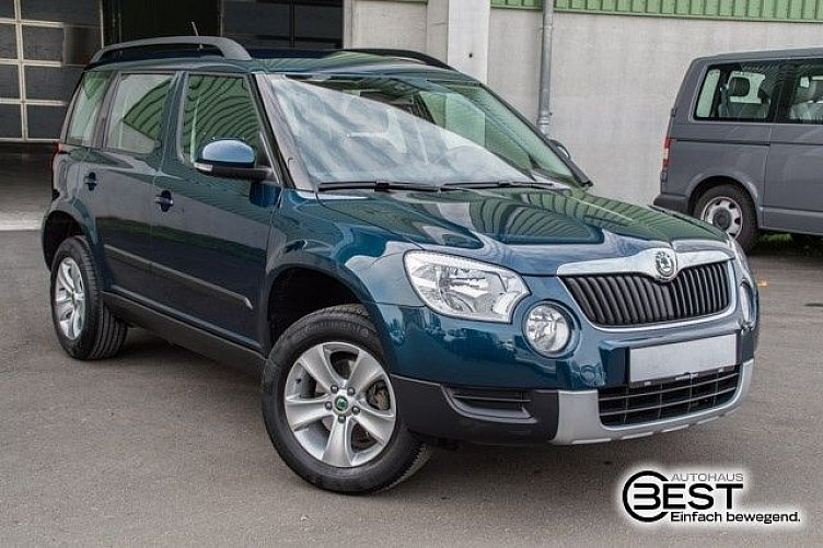 skoda yeti lava blau gebraucht. Black Bedroom Furniture Sets. Home Design Ideas