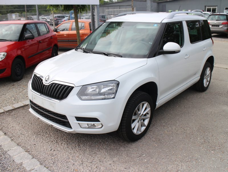skoda yeti 5 sitzer. Black Bedroom Furniture Sets. Home Design Ideas