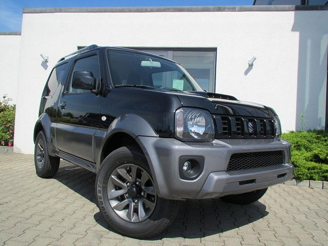 suzuki jimny dachreling. Black Bedroom Furniture Sets. Home Design Ideas