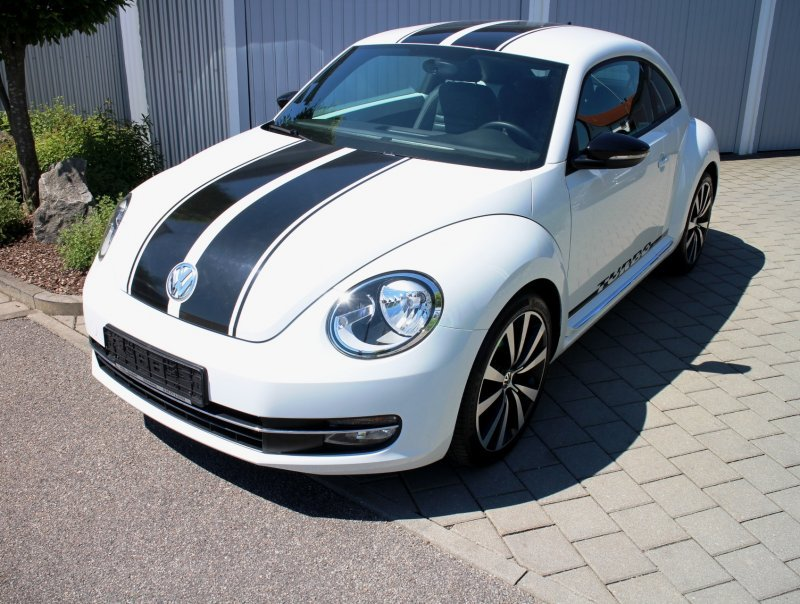 vw beetle pure white gebraucht. Black Bedroom Furniture Sets. Home Design Ideas