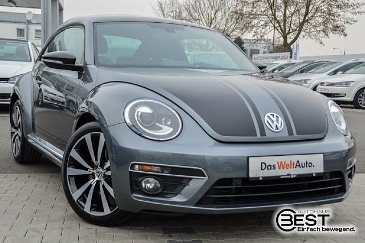 VW Beetle GSR Platinum Grey