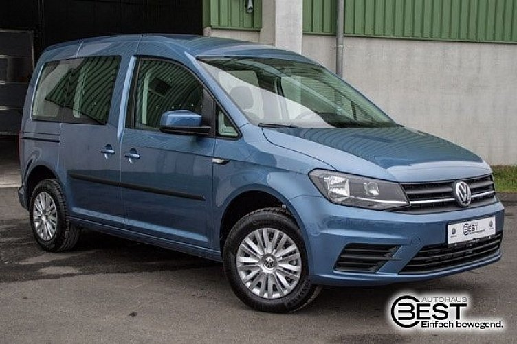 Vw Caddy Acapulcoblau