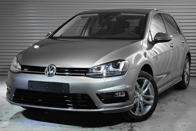 vw golf 7 limestone grey metallic zu verkaufen. Black Bedroom Furniture Sets. Home Design Ideas