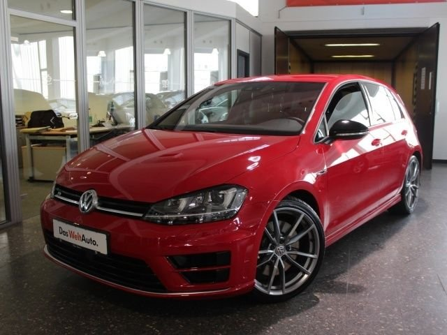 vw golf 7 r rot. Black Bedroom Furniture Sets. Home Design Ideas
