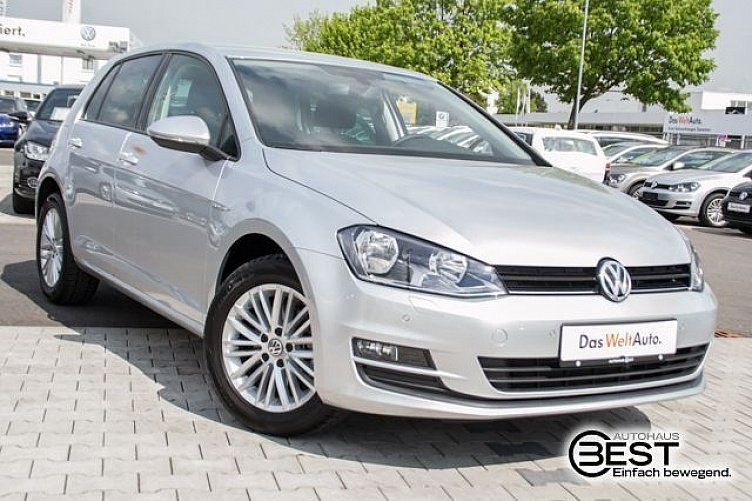 vw golf 7 reflexsilber gebraucht. Black Bedroom Furniture Sets. Home Design Ideas