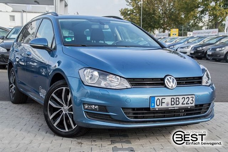 Vw Golf 7 Variant 2014