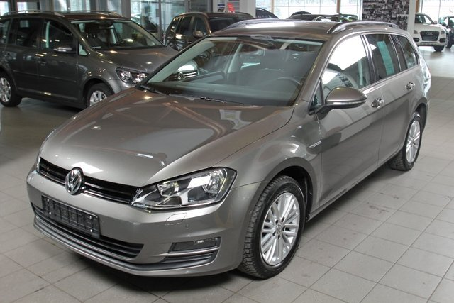 vw golf 7 variant limestonegrey metallic. Black Bedroom Furniture Sets. Home Design Ideas