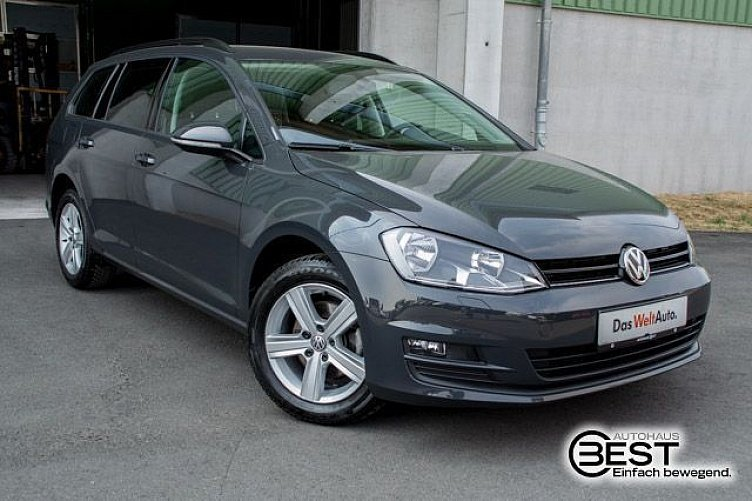 Vw Golf 7 Variant Uranograu