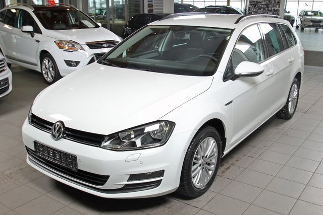 vw golf 7 variant purewhite. Black Bedroom Furniture Sets. Home Design Ideas