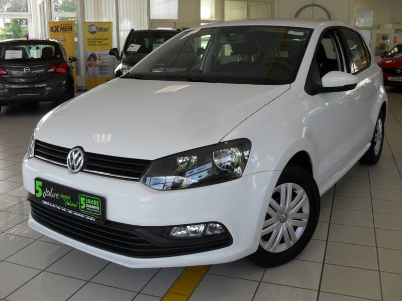 vw polo bluemotion pure white. Black Bedroom Furniture Sets. Home Design Ideas