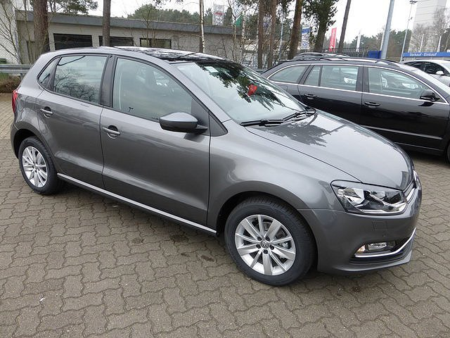volkswagen 2016 volkswagen polo 1 2 tsi highline auto was. Black Bedroom Furniture Sets. Home Design Ideas