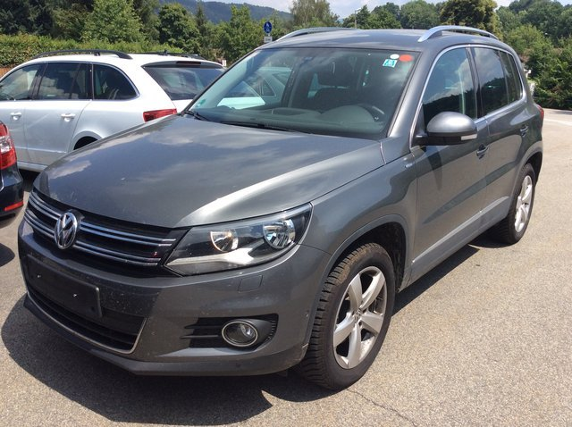 vw tiguan peppergrey metallic gebraucht. Black Bedroom Furniture Sets. Home Design Ideas