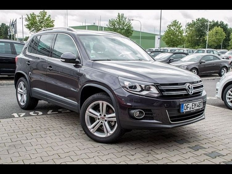 vw tiguan kryptongrau metallic zu verkaufen. Black Bedroom Furniture Sets. Home Design Ideas
