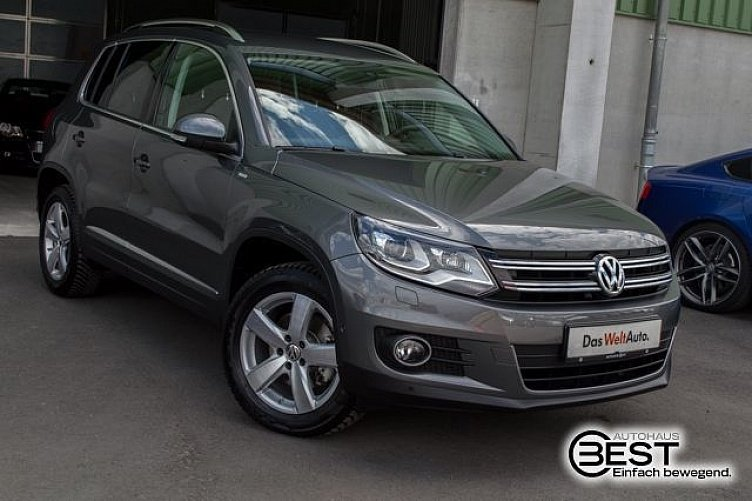 vw tiguan pepper grey gebraucht. Black Bedroom Furniture Sets. Home Design Ideas