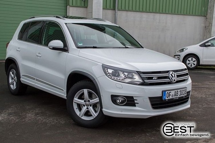 vw tiguan pure white gebraucht. Black Bedroom Furniture Sets. Home Design Ideas